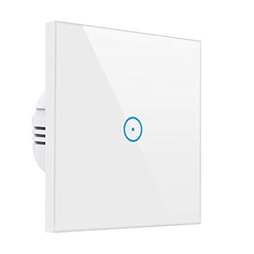 Smart Alexa Lichtschalter,MEAMOR WiFi Funk Touch Wandschalter...