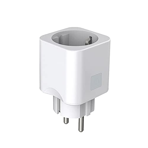 Wlan Steckdose - Woolley Smart Plug Alexa Stecker mit Schalter,...