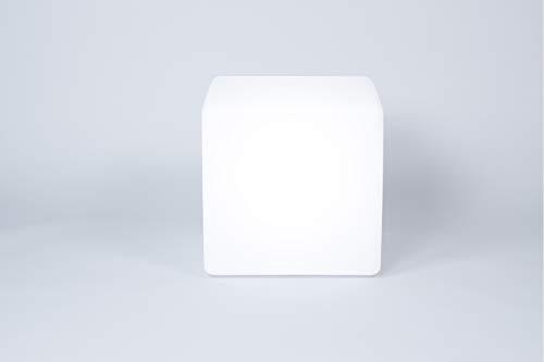 TELEFUNKEN LED-Gartenleuchte T90235 Cube Connectivity Deko...