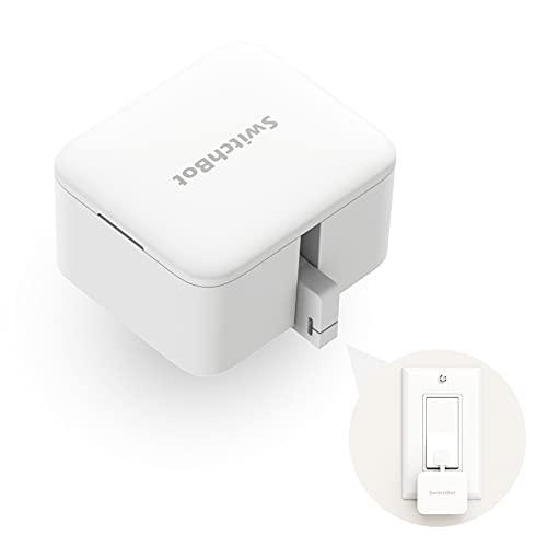 SwitchBot - Smarter Kippschalter - Keine Verkabelung, App und...