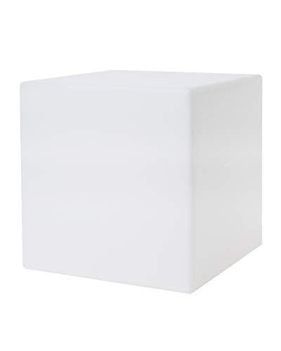 8 seasons design | Dekowürfel beleuchtet Shining Cube (E27, 43...