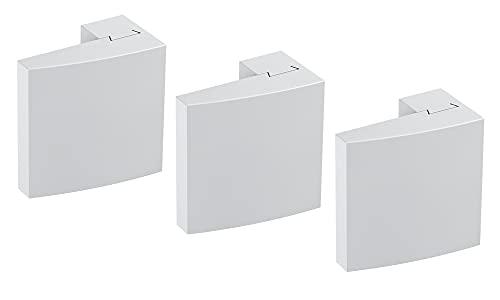 BASI | Fenstersicherung Zusatzsicherung 3er Set | Weiß |...