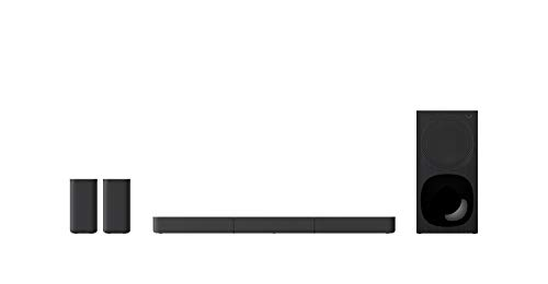 Sony HT-S20R 5.1.-Kanal-Soundbar (inkl. kabelgebundenem...