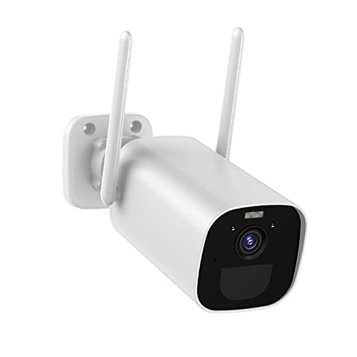 Bosixty WLAN IP Kamera Überwachungskamera Innen, Handy-Fern...