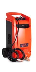 Röhr Batterieladegerät 100A 12V/24V DFC-650P Turbo/Trickle mit...