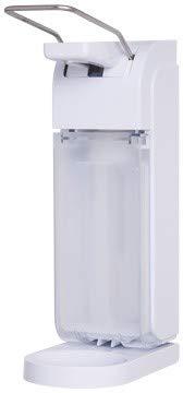 Blanc HYGIENIC – Desinfektionsmittelspender in Weiß inklusive...