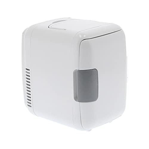 Gaeirt Mini-Kühlschrank, 4L Tragbarer Kompakt-Kühlschrank...