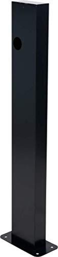 KS Tools 117.7921 efuturo Standsäule für eine Wallbox, grau