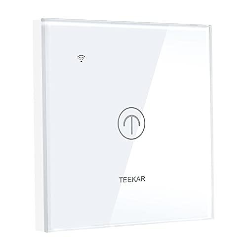 WLAN Alexa Lichtschalter, TEEKAR Voice APP Control Smart...