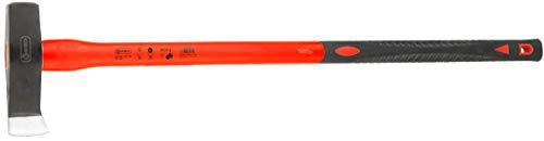 Connex Spalthammer - 3000 g Kopfgewicht - Vibrationsarmer Glasfaserstiel - Ideale...