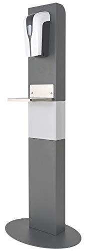 Hygienewächter 11 Sensor Desinfektionssäule Bodenständer...