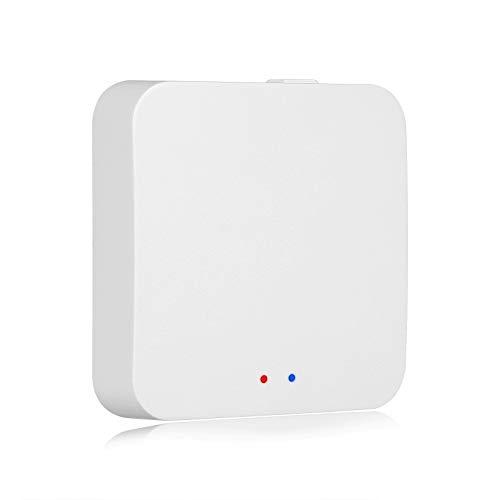 TEEKAR Tuya ZigBee Gateway, Smart Gateway Hub Kompatibel mit...