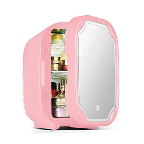 XSBBY 2 In 1 Mini Kühlschrank, 8 Liter Fridge Mit Kühl- Und...