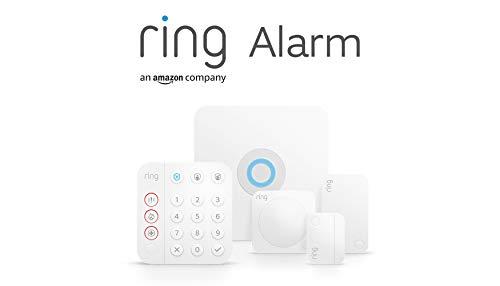 Ring Alarm 5-teiliges Kit (2. Gen.) von Amazon, brandneu –...