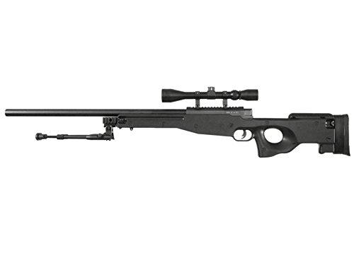 Well MB01C / L96 Airsoft Sniper Rifle inkl. Bipod & Zielfernrohr...