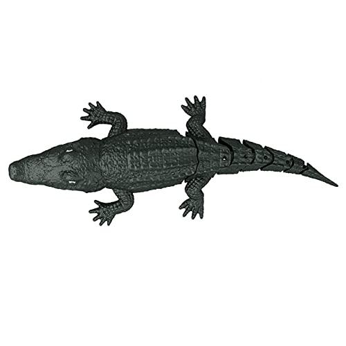 AUTUUCKEE Ferngesteuertes Krokodil, wasserdicht, Streichkrokodil,...