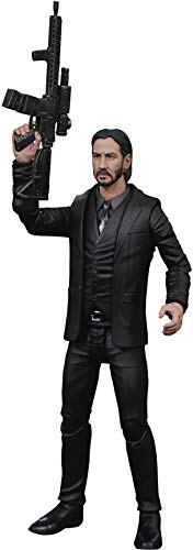 DIAMOND SELECT TOYS John Wick Select Black Suit Figure,...