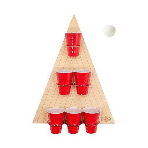 XXHH Beer Pong erhöht, kreative Bierpong-Werf-Spiele für...