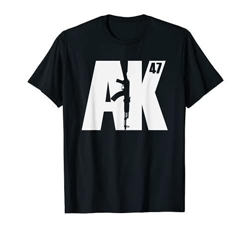 AK-47 Soviet Kalashnikov T-Shirt