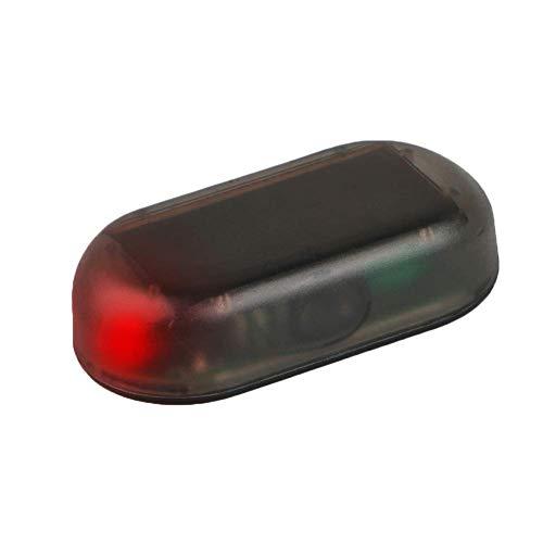 Sortim Neu Auto-Alarmanlage Led-Licht, Falsch Solar- Sicherheits...