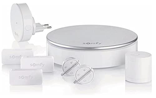 Somfy 2401497 - Home Alarm - Drahtlos verbundenes Hausalarmsystem...