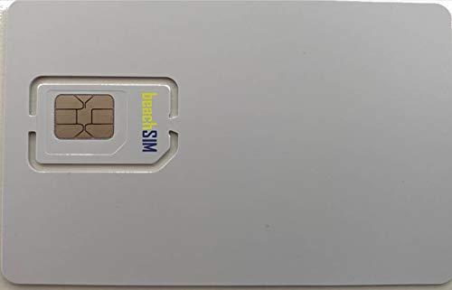 Prepaid SIM-Karte für GPS-Tracker Prepaid SIM Card z.B. Winnes,...