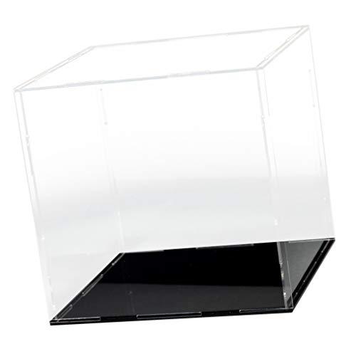 MagiDeal Transparent Schaukasten Acryl Vitrine Display Case...