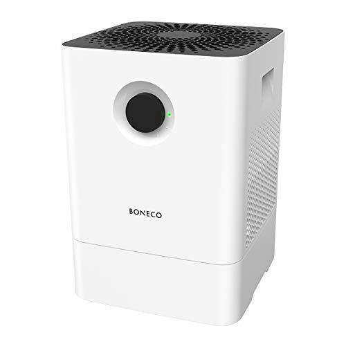 BONECO Luftbefeuchter Luftwäscher W200 - hocheffiziente...