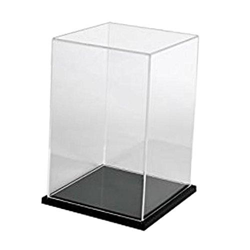 MagiDeal Transparent Schaukasten Acryl Vitrine Display Case 20 x...