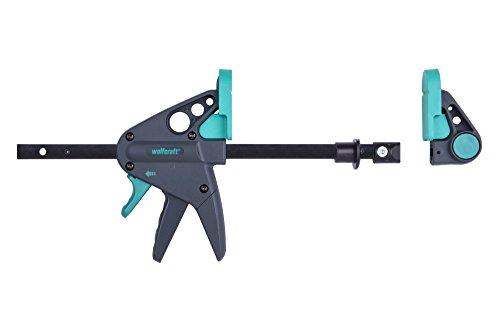 Wolfcraft 1 Werktischspanner / Flächenspanner, 3036000