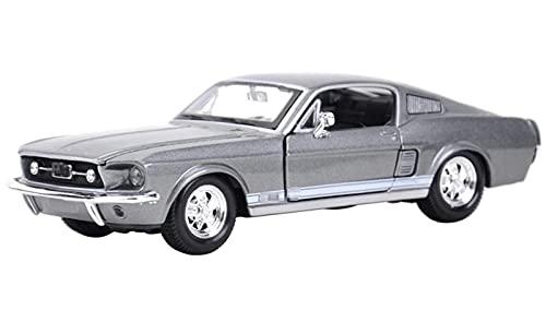 modellautos Auto, 1:24 1967 für Ford für Mustang GT Sportwagen...