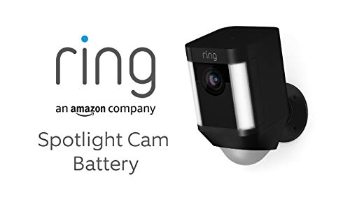 Ring Spotlight Cam Battery von Amazon | HD Sicherheitskamera mit...
