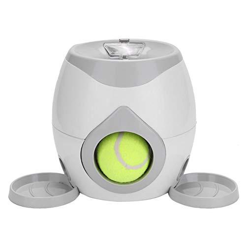 Automatic Dog Ball Launcher Spielzeug, Dog Pet Tennis Launcher...