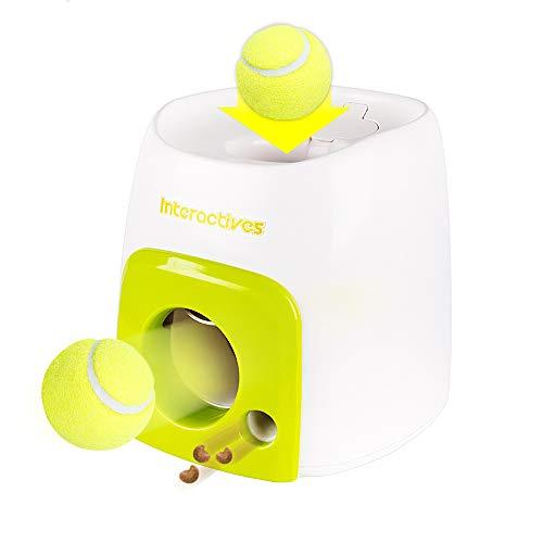 Decdeal Automatisch Ballwerfer für Hunde Gutes Verhalten...