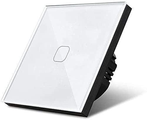 LXDZXY Touch Lichtschalter Touch Schalter Standard Glasplatte...