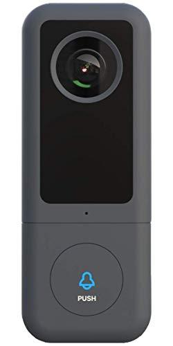 Video Türklingel mit Kamera CARDEA inkl. Klingelgong | 2K Video,...
