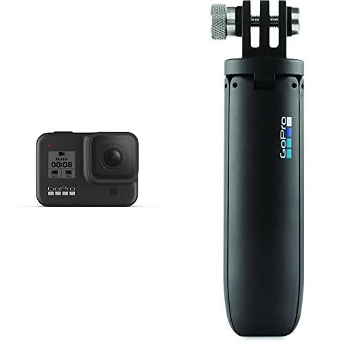 GoPro HERO8 Actioncam, Black - wasserdichte 4K-Digitalkamera mit...