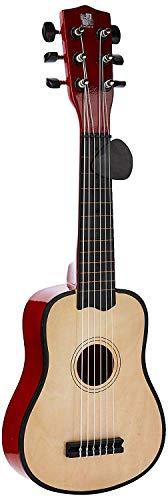 Concerto 701201P Gitarre 55 cm mit Plektrum, Kindergitarre aus...