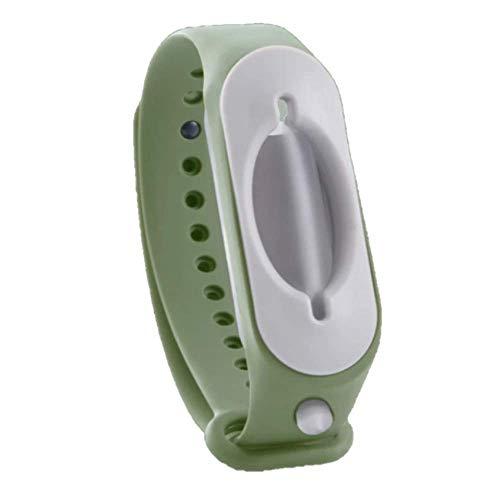 Cleanbrace Hygiene- und Desinfektionsarmband (Olivegrün) |...