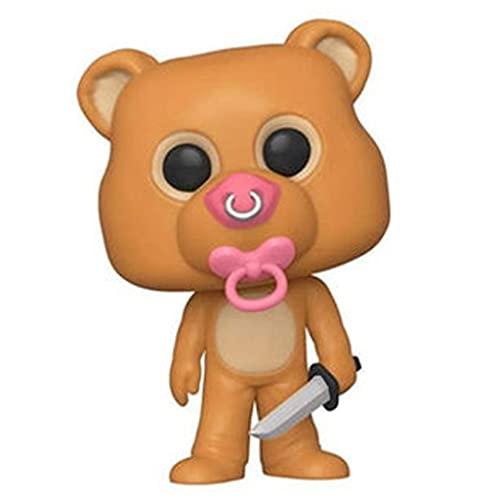 naiping The Purge pop Figure Big Pig Chibi Vinly PVC Decor...