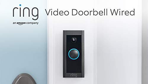 Wir stellen vor: Ring Video Doorbell Wired von Amazon –...