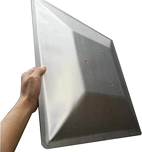 DOOGL Gas-vierseitiges Glas-Rohrheizgerät für...