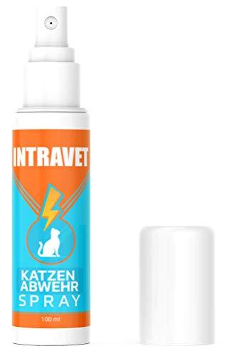 Saint Nutrition Intravet by Katzen ABWEHR Spray für Innen und...