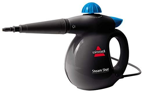 Bissell 2635J SteamShot Titanium Hand-Dampfreiniger, tragbar, 4,5...