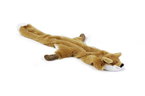 Karlie Plüschspielzeug Flatinos Fuchs L: 52 cm braun