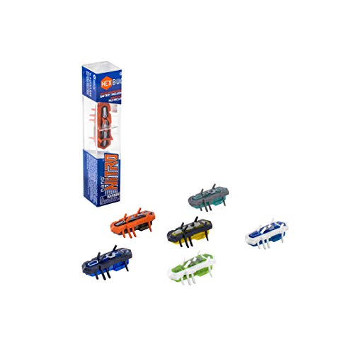 HQ Windspiration 415-4572 HEXBUG 501740 - Nano Nitro,...