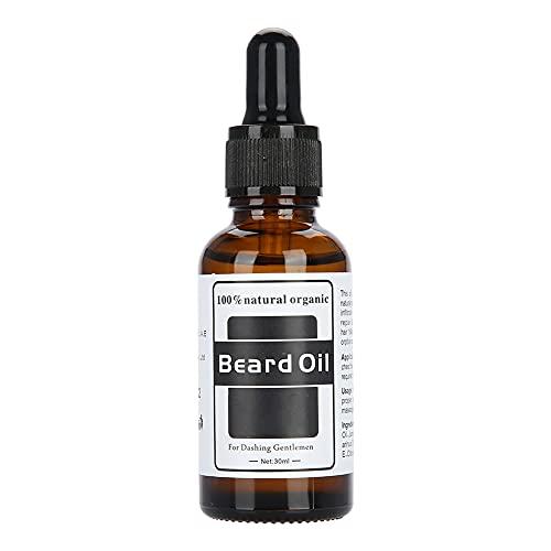 Bartwuchsöl, leichtes Schnurrbart-Verstärker, natürliches...