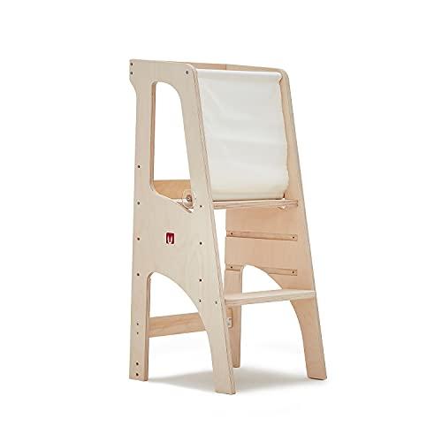 Bianconiglio Kids ® Evo 2020 Learning Tower, Birkenmehrschichtig...