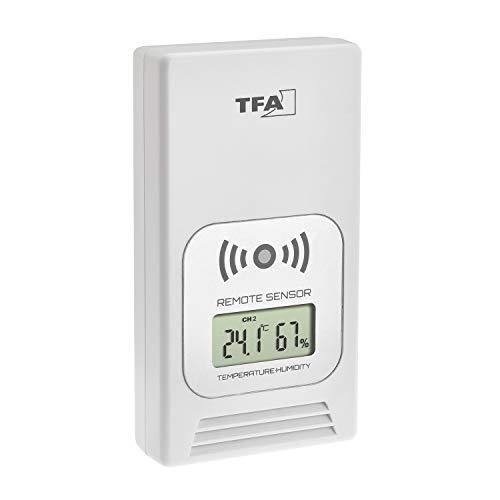 TFA Außensender für Funk-Wetterstation Life, einzelner...
