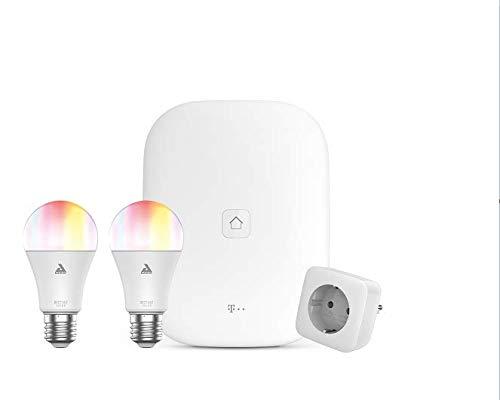 Telekom Magenta SmartHome Starter Set Beleuchtung - Home Base 2 -...